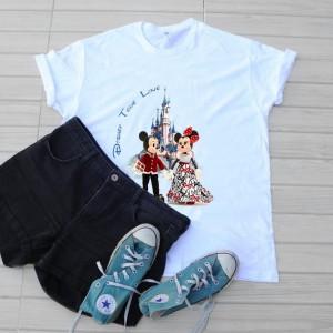 Camisetas Disney True Love
