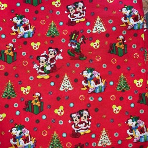 Mascarilla Disney Navidad