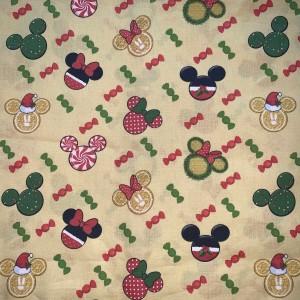 Mascarilla Dulces Navidad Diseño Propio