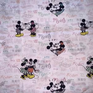 Mascarilla Mickey&Minnie Love