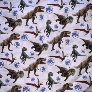 Mascarilla Jurassic World